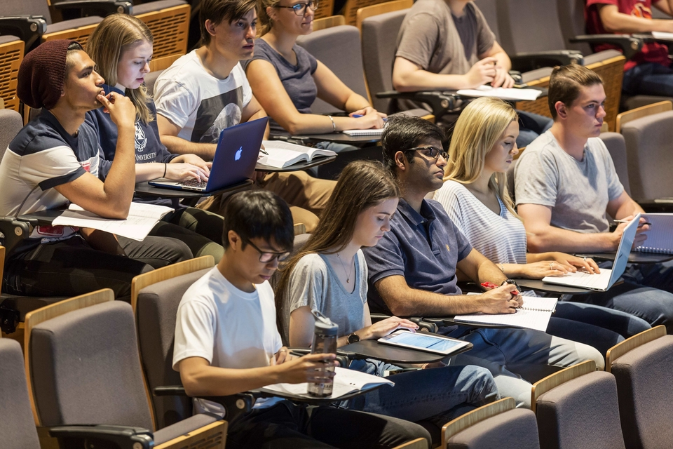 Students are more engaged in lectures when using multimedia