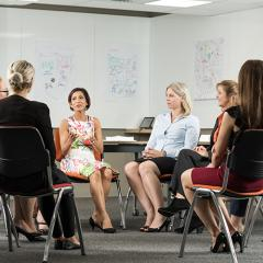 Leadership for Executive Women