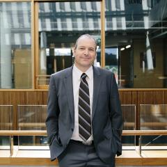 Head of UQ Business School, Professor Michael Bruenig