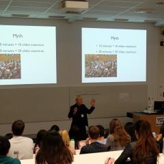 Postgraduate Skills Workshops: Presentation & Writing Skills