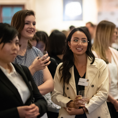 Business School Postgraduate Association (BSPA) Networking Event