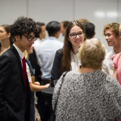 Bachelor of Advanced Business (Honours) Networking Breakfast