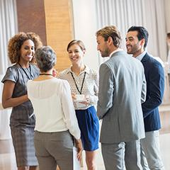 Five top tips that will help you become a networking pro