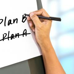 Does business need a plan b?